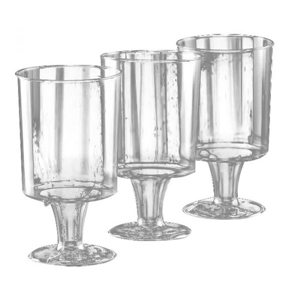 Čaša za vino PS 100 ml (10 kom/pak)