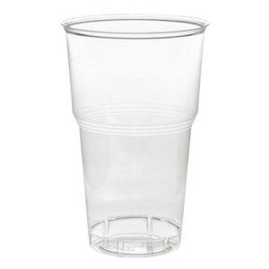 Čaša PP 500ml prozirna (50 kom/pak)
