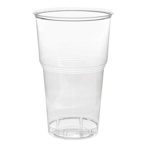 Čaša 500ml prozirna (50 kom/pak)