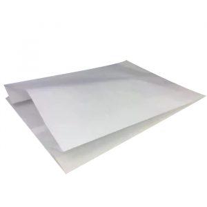 Papirnata vrećica 180x90x300mm bijela (2000 kom/pak)