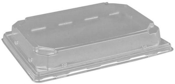 Posuda SP-19D 183х128х25mm 400ml s poklopcem, 420 kom (komplet)