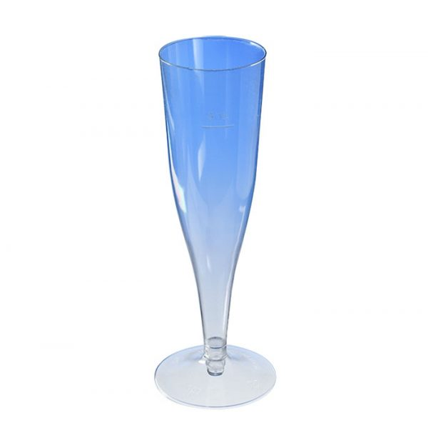 Čaša za šampanjac Flutes PS 180ml, prozirna (450 kom/pak)