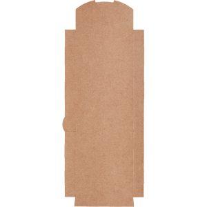 Kutija za tortille, wrap 210x80x60 mm kraft (50 kom/pak)