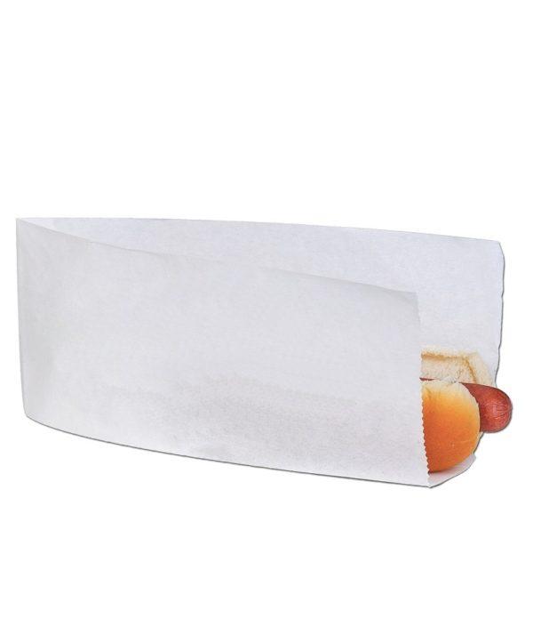Papirnata vrećica za hot dog 90х30х190 mm (100 kom/pak)