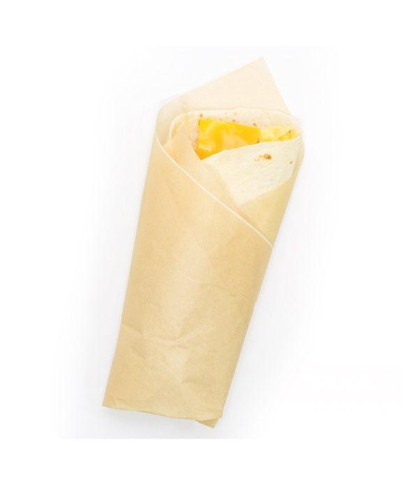 Omot za hamburgere kraft 305х305mm (1000 kom/pak)