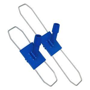 Držač za brisač poda za mokro brisanje krilo 60х10cm sa metalnim ramom veliki (13.141)
