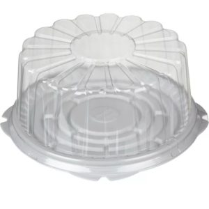Posuda za tortu (poklopac) PS d=260mm h=112 mm (100 kom/pak)