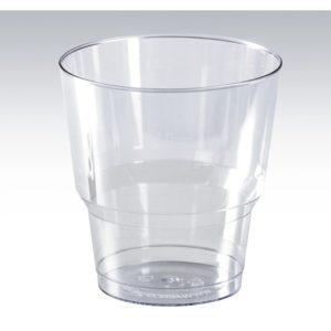Čaša 200ml prozirna  Kristal (50 kom/pak)