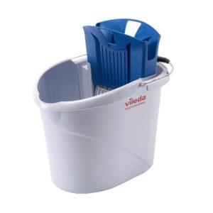 Kanta 10 L Vileda UltraSpeed Mini plastična sa cediljkom modra (129686)