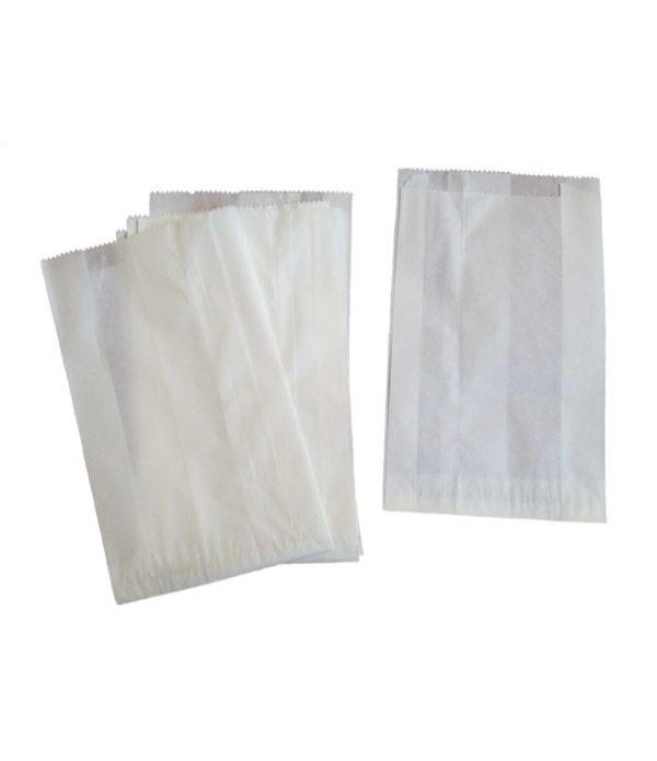Papirnata vrećica 140х60х370mm biejla (3000 kom/pak)