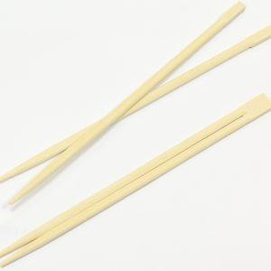 Štapići za jelo oštri, pojedinačno zamotani (100 kom/pak)