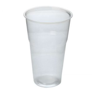Čaša 330 ml prozirna  PP (50 kom/pak)