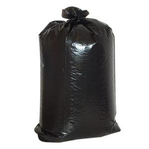 Vrećica za smeće 120 L crna ultra jaka, LDPE+HDPE (50 kom/pak)