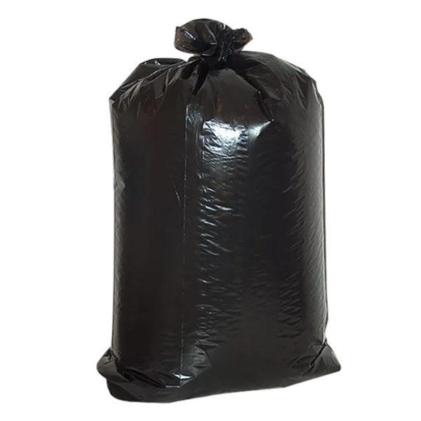 Vreća za smeće LDPE+HDPE 120 L crna ultra jaka (50 kom/pak)