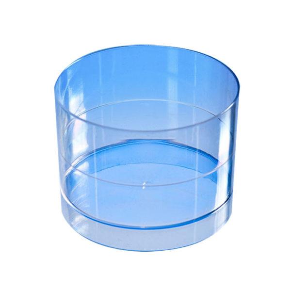 Fingerfood posudica PS 60 ml d=53 mm Cilindar prozirna (15 kom/pak)