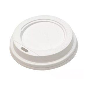 Poklopac s rupom PS d=73 mm bel (100 kom/pak)
