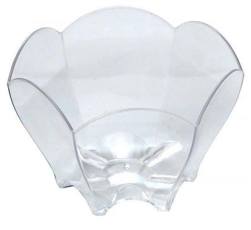 Fingerfood posudica PS 70 ml d=65 mm Lala prozirna (25 kom/pak)