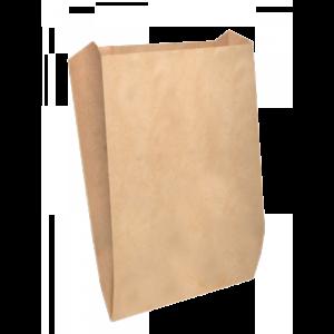Papirnata vrečka 140х60х250mm, kraft