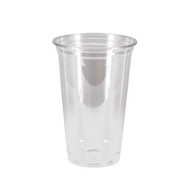 Čaša PET 420 ml d=95 mm prozirna (50 kom/pak)