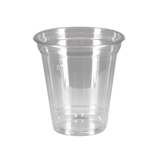 Čaša PET 350 ml d=95 mm prozirna (50 kom/pak)