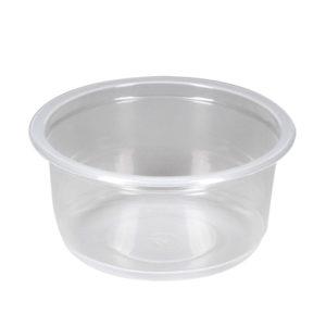 Posuda PP 350 ml d=115 mm h=58,6 mm prozirnа (50 kom/pak)