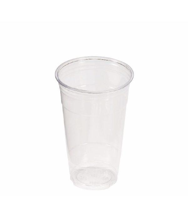 Čaša PET Tambien 500 ml d=98 mm prozirna (50 kom/pak)