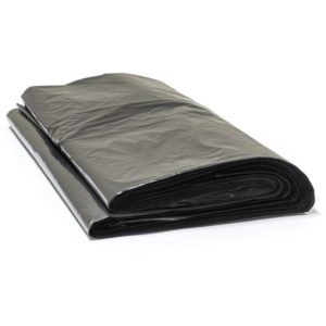 Vrećica za smeće 180 L crna, 50µm, HDPE (50 kom/pak)