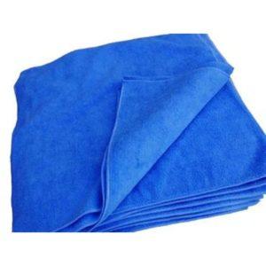 Krpa od mikrovlakana univerzalna 35×35 cm plava