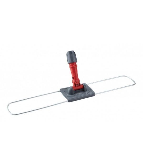 Držač za brisač poda za mokro brisanje 60х10cm sa metalnim ramom (NT182), džep
