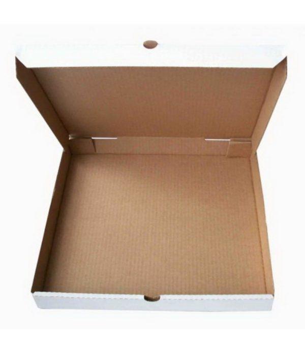 Kutija za pizzu 330x330x40 mm mikro valoviti karton