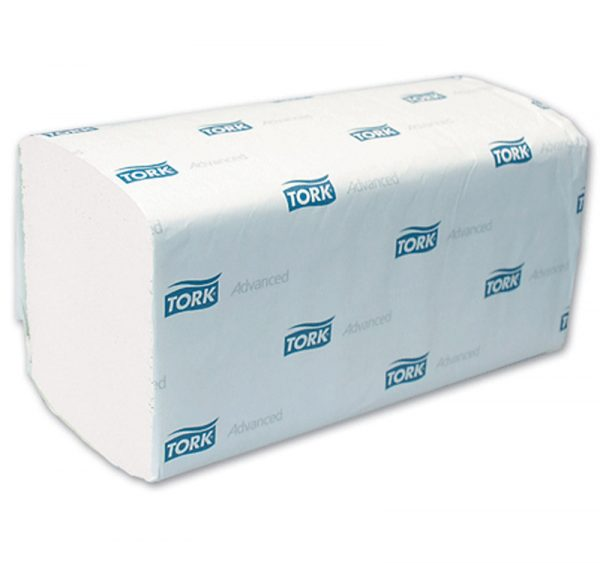 Papirnati ručnici ZZ 2-sl 250 l/pak Tork Advanced H3 (290163)