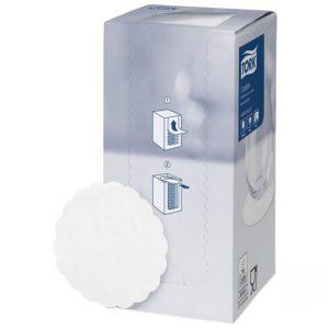 Podmetač za čaše Tork Advanced d=9 cm bijeli 250 kom/pak (474474)