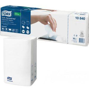 Papirnate salvete TORK Universal N4 1-slojne 225 l/pak bijele