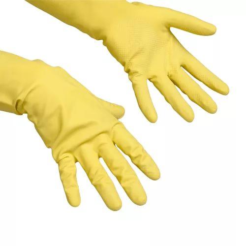 Gumene rukavice Vileda Contract žute L