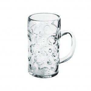 Čaša za pivo velika SAN 1000 ml