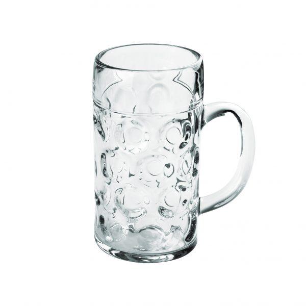 Čaša za pivo velika SAN 1000 ml Gold Plast