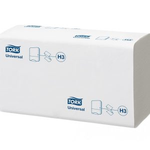 Papirnati ručnici ZZ 1-sl 250 l/pak Tork Universal H3 (120108)