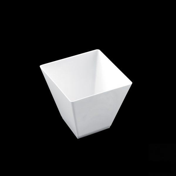 Rombo-posudica za catering 90 ml bijela Gold Plast (25 kom/pak)