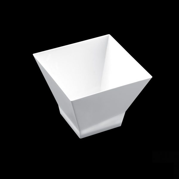 Fingerfood posudica PS Gold Plast 65 ml Pagoda bijela (25 kom/pak)