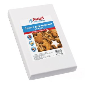 Papir za pečenje Paclan 400х600mm, 500 l/pak, bijela
