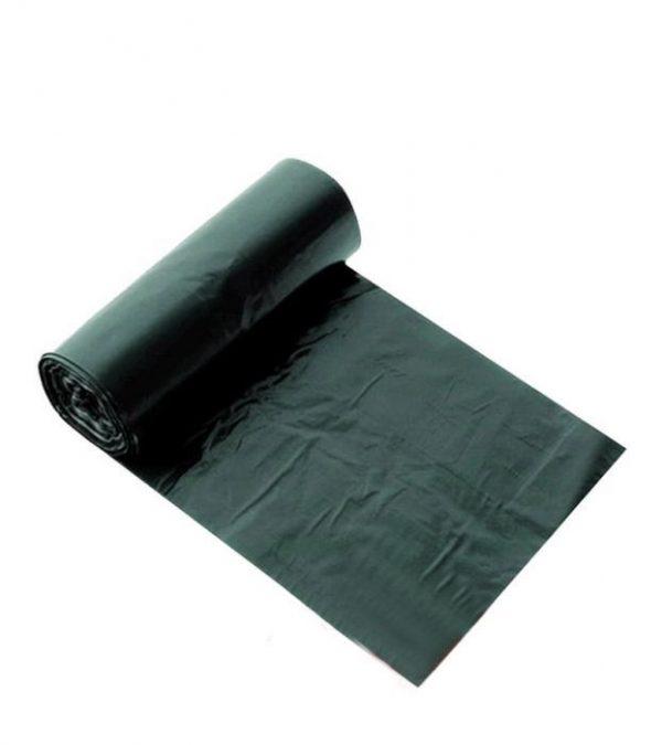 Vreće za smeće HDPE 120 L crna 50 kom/rol