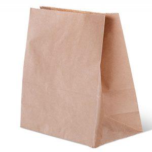 Papirnata vrećica 320х200х340 mm kraft (500 kom/pak)