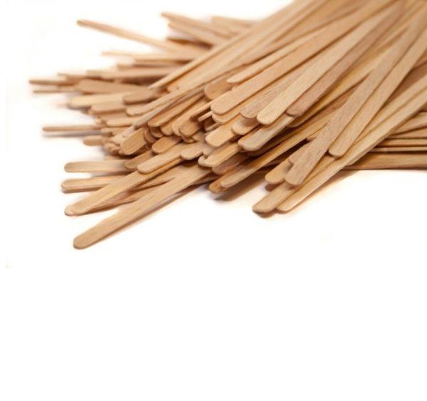 Štapic za mješanje drven 20,3 cm (1000 kom)