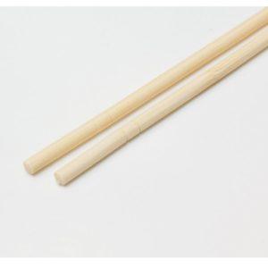 Štapići za jelo u pojedinačnom pakiranju okrugle (100 kom/pak)