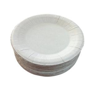 Tanjur d=230mm bijeli glaziran (250 kom/pak)