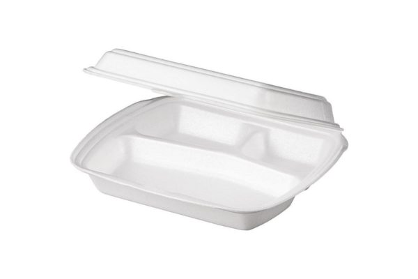 Lunch box 3-delna 250х206х65mm LB-3