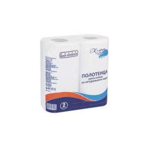 Ubrusi papirnati 1sl, 2role/paket bijela
