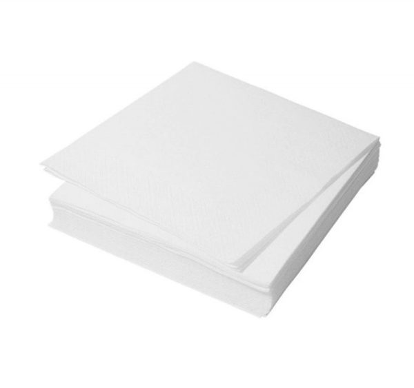 Papirnate salvete 1 sl 25×25 cm Tambien bjeli 100 l/pak