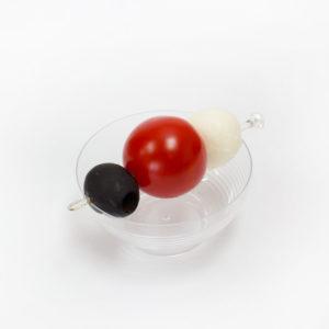 Fingerfood posudica PS 70 ml d=65 mm Zdjela prozirna (100 kom/pak)