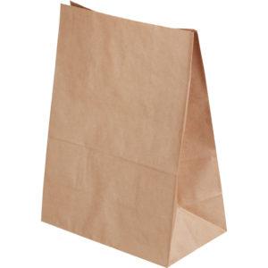 Papirnata vrećica 220х120х290 mm kraft (600 kom/pak)